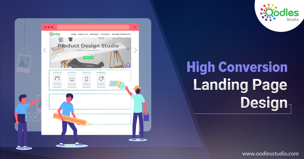 Design Tips For Landing Pages