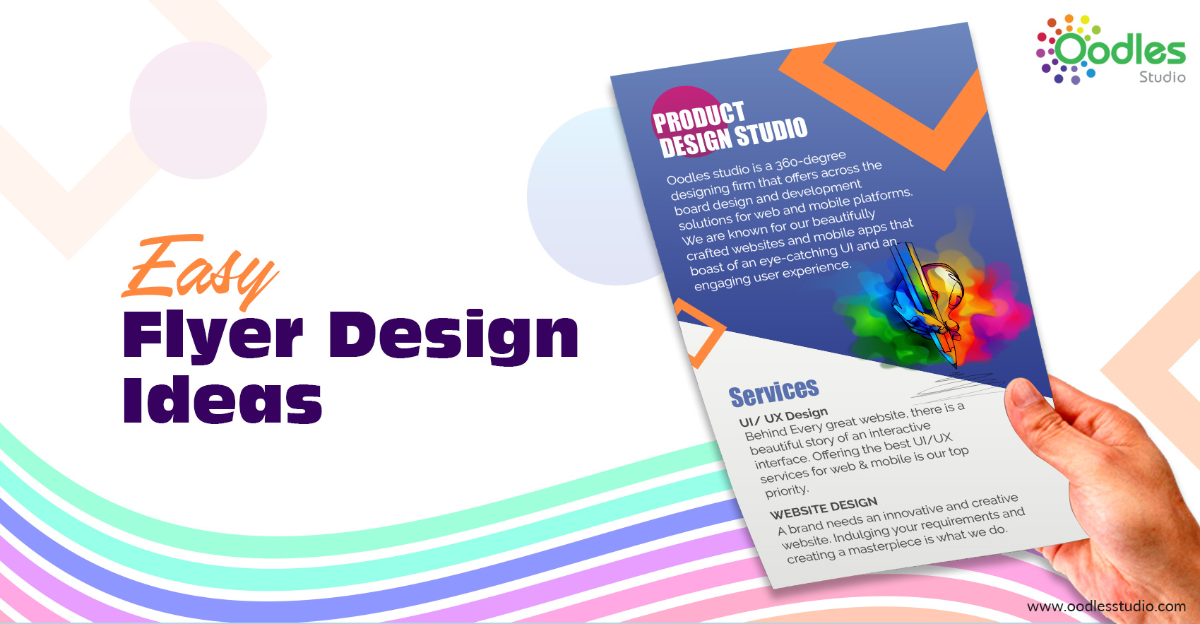Create Flyer Design