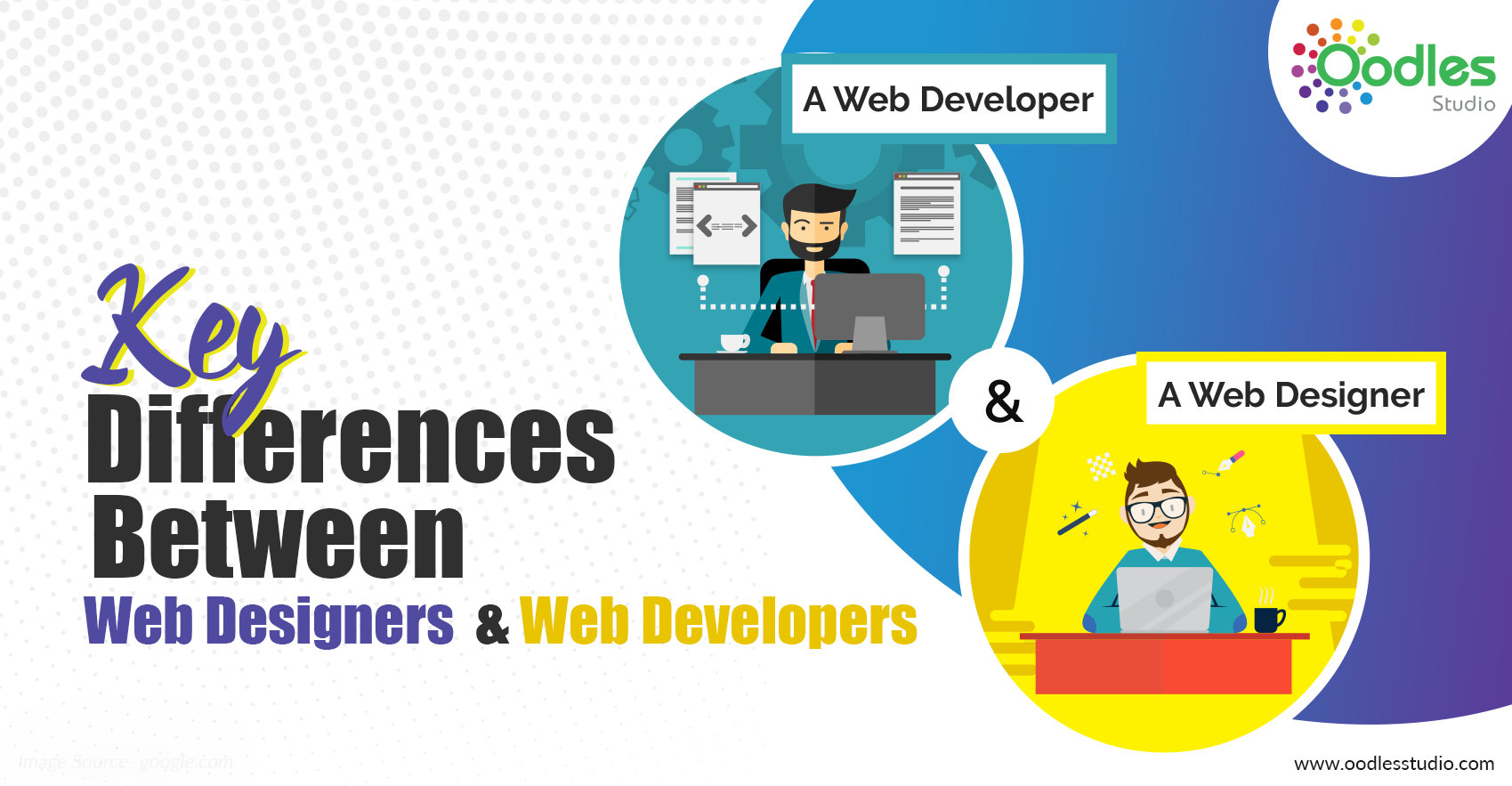 Web Designers And Web Developers Key Differences Oodles Studio