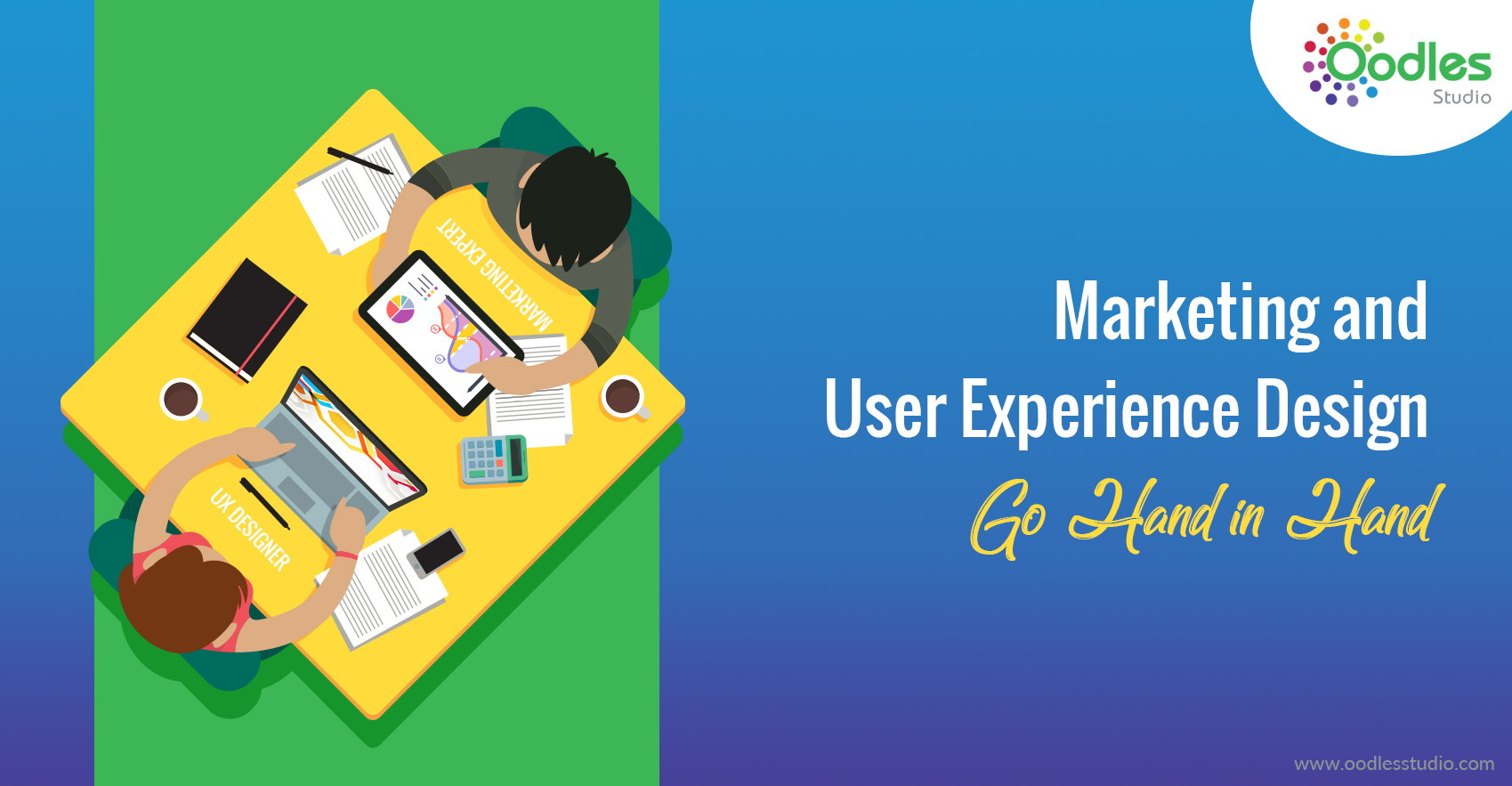 Marketing And User Experience