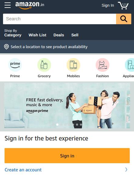 mobile sites design company