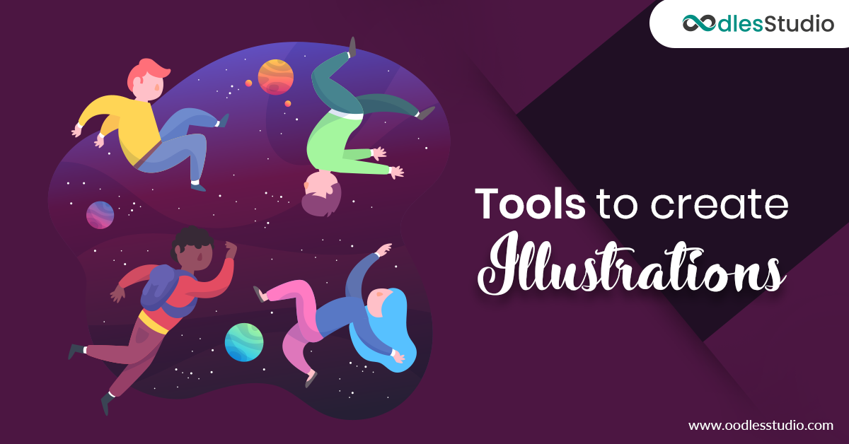 Tools-to-create-Illustrations | Web design services