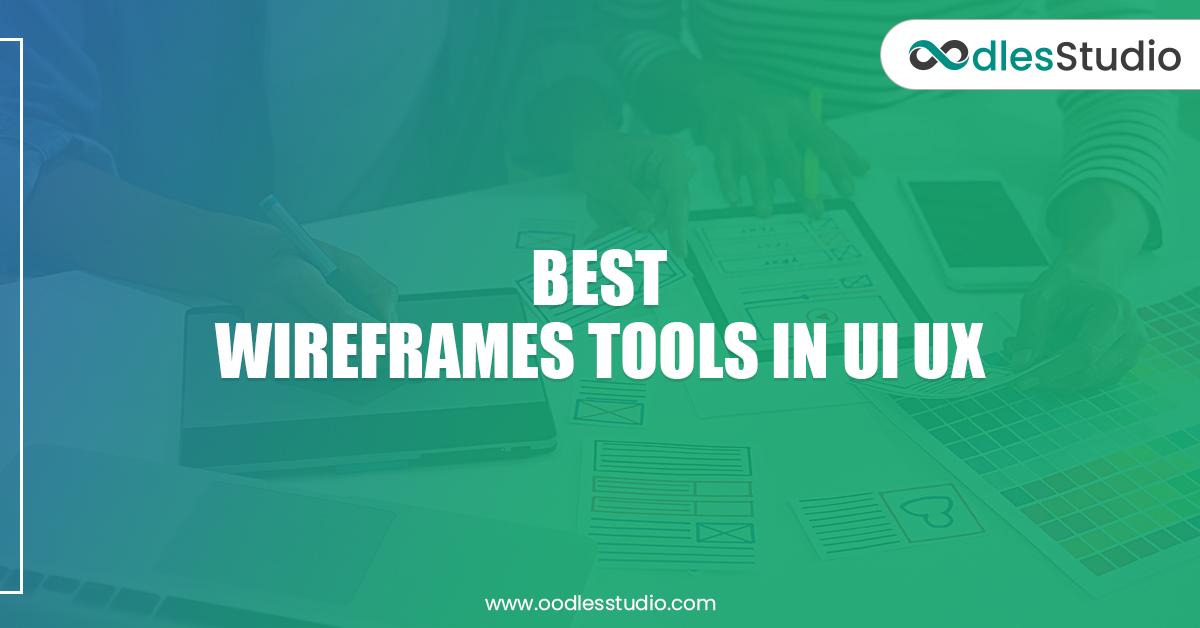 Wireframing and Prototype Designing Services