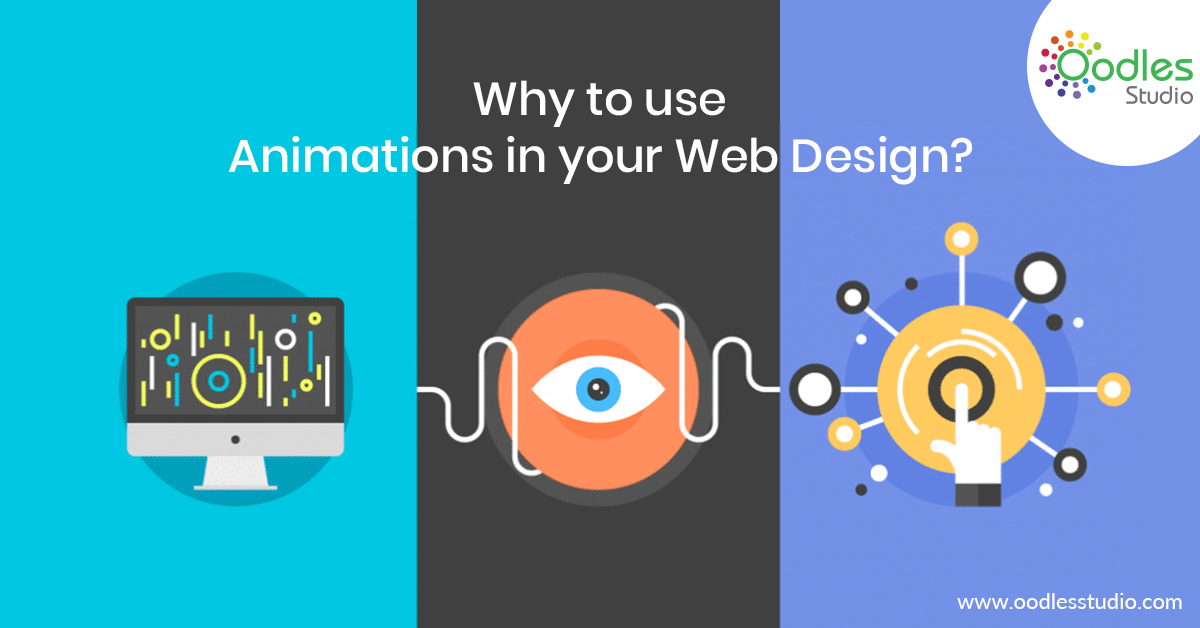 Why to use Animations in your Web Design