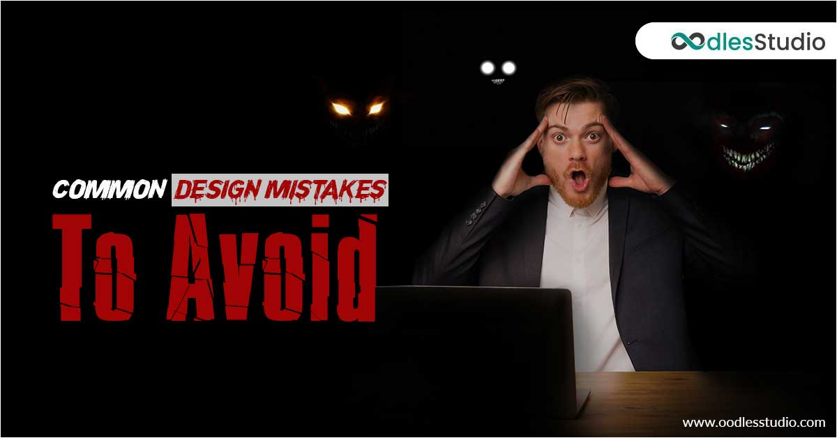 Design Mistakes | Ui Ux design services