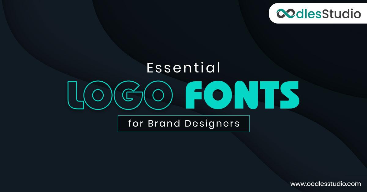 Logo Fonts for Digital Brand Designers